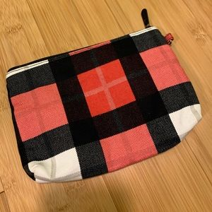 💚Save💚 Thirty-One Check Mate Small Pouch